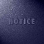 Notice of Intention to Impose Claim on Security Deposit