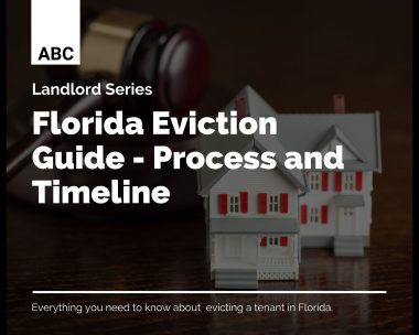 Florida Eviction Guide