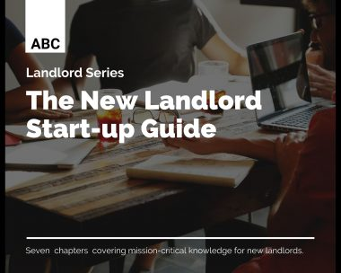 The New Landlord Start-Up Guide